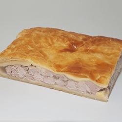 Le Pâté Lorrain , une spécialité Lorraine à déguster accompagner d'une salade verte. Nos Saveurs de France