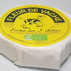 Fleur de Vache. le camembert Alsacien. Nos Saveurs de France