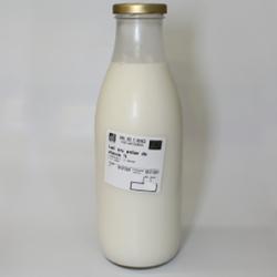 lait cru de vache entier bio