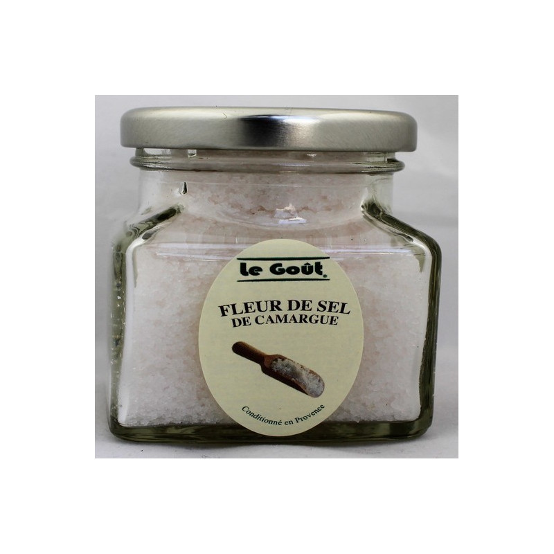Sel de camargue aromatisé à la Truffe