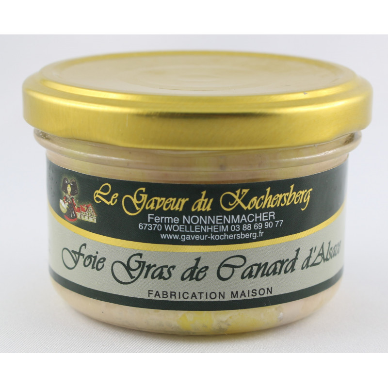 Foie Gras de Canard d'Alsace