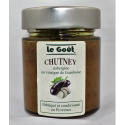 Chutney d'Aubergines