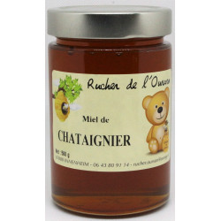 Miel de Chataignier du Rucher de l'Ourson à Innenheim