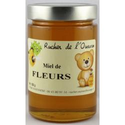 Miel de Fleurs du Rucher de L'Ourson