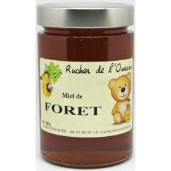 Miel de Forêt du Rucher de l'Ourson