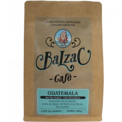 Café Guatemala de Balzac café