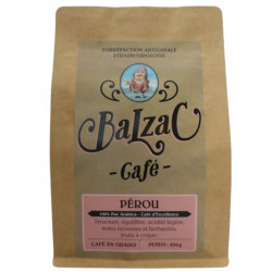Café Pérou de Balzac Café