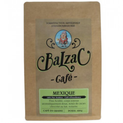 Café Mexique de Balzac cafe
