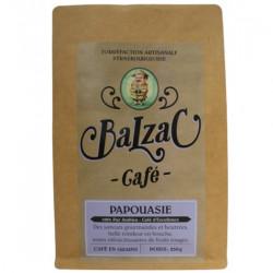 Café Papouasie de Balzac café