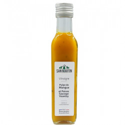 Vinaigre de Pulpe mangue et poivre sauvage de Voansty