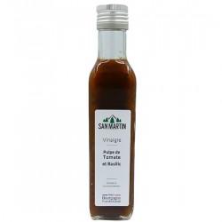 Vinaigre de Pulpe De Tomate Et Basilic