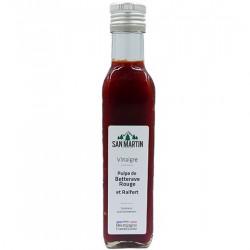 Vinaigre de Pulpe De Betterave Rouge Et Raifort