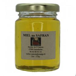 Miel au Safran d'Alsace