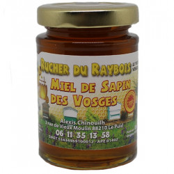 Pot De Miel Des Vosges Du Rucher Du Raybois