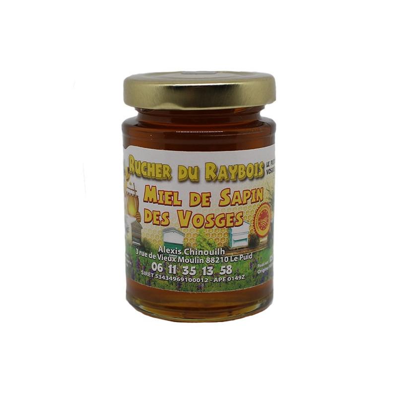 Pot De Miel de Sapin des Vosges Du Rucher Du Raybois