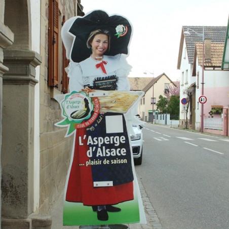 Asperge d'Alsace 2ème choix