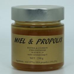 Miel et Propolis du Rucher de l'Ourson