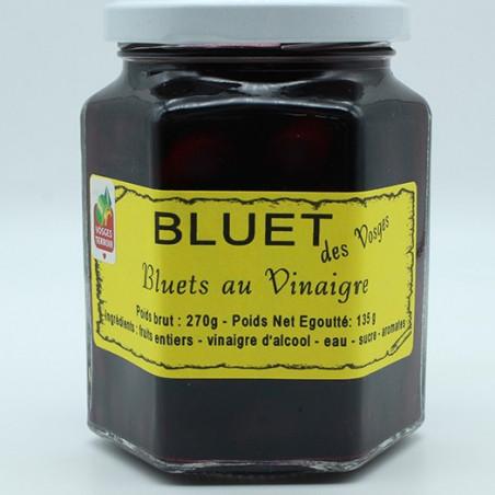 Bluets des Vosges au vinaigre