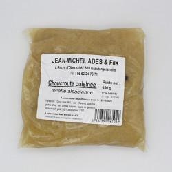 Choucroute cuisinée
