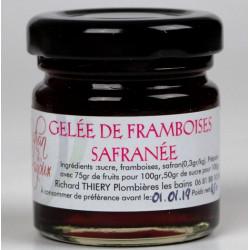 Gelée de Framboises Safranée