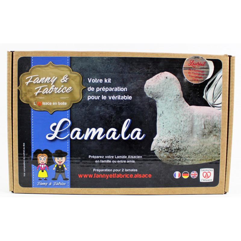 Préparation pour Lamala