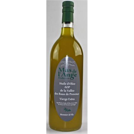 Huile d'Olive fruitée Noire