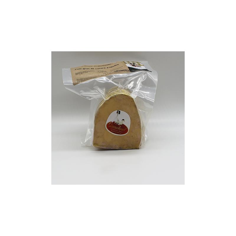Foie gras de canard d'Alsace Nos Saveurs de france