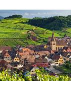 Produits du terroir et spécialités d'Alsace / Lorraine / Champagne